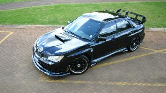Subaru impreza wrx sti cars wallpaper