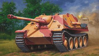 Tanks world war ii panzer jagdpanther wallpaper