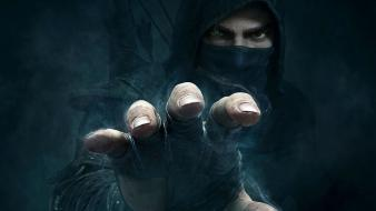 Thief 4 dark video games wallpaper