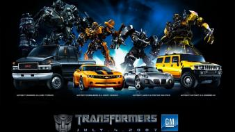 Transformers movies robots cars wallpaper