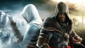 Video games ezio ottoman constantinople wallpaper