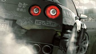 Video games nissan need for speed prostreet wallpaper