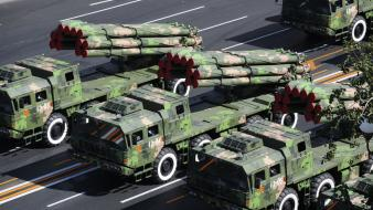 Army weapons missiles Wallpaper