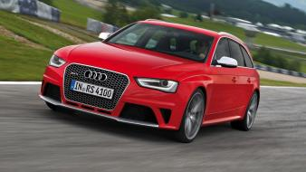 Avant supercars tuning audi rs4 race tracks wallpaper