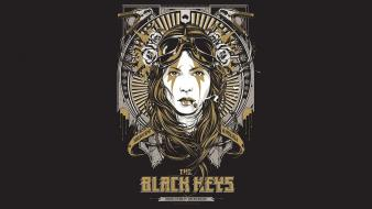 Black keys blues fan art music musicians wallpaper
