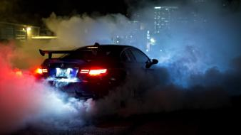 Bmw burnout cars sport wallpaper