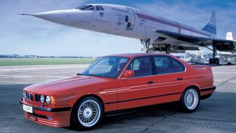 Bmw e34 alpina auto cars wallpaper