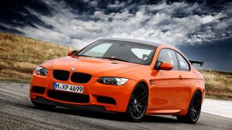 Bmw m3 e92 cars orange Wallpaper