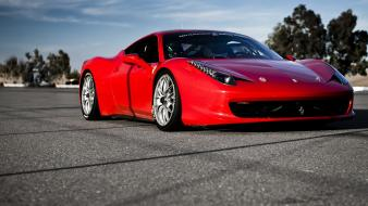 Cars ferrari 458 italia coupe Wallpaper