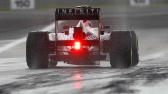 Cars sports formula one red light wallpaper