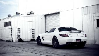 Cars vehicles mercedes-benz mercedes benz sls amg wallpaper