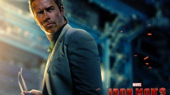 Comics guy pearce 3 dr aldrich killian Wallpaper
