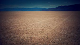 Cracks depth of field deserts landscapes mountains wallpaper