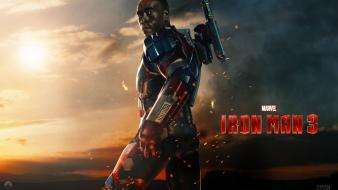 Don cheadle 3 james rupert rhodey rhodes wallpaper