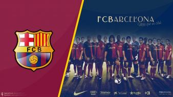 Fc barcelona blaugrana football teams soccer sports wallpaper