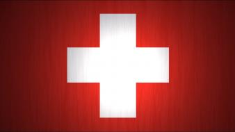 Flags switzerland swiss flag Wallpaper