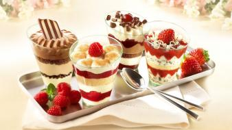 Food ice cream wallpaper