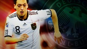 Football stars mesut ozil germany national team nationalmannschaft wallpaper