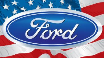 Ford logos wallpaper