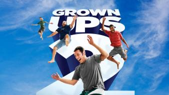 Grown ups 2 movie wallpaper