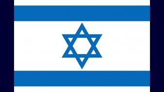 Israel flags nations Wallpaper