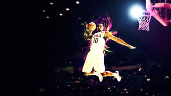 Kobe bryant dunk wallpaper