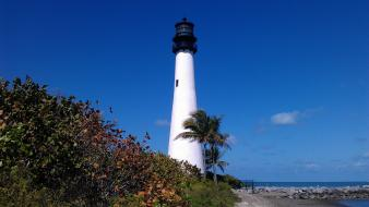 Lighthouses florida miami Wallpaper