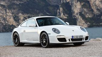 Luxury sport car porsche 911 carrera gts cars Wallpaper