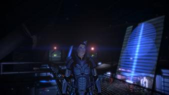 Mass effect screenshots 2 femshep commander shepard wallpaper