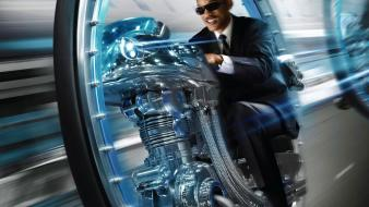 Men in black will smith 3 wallpaper