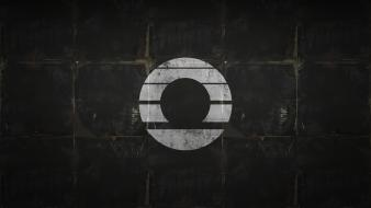 Minimalistic lonely aperture laboratories 60s wallpaper