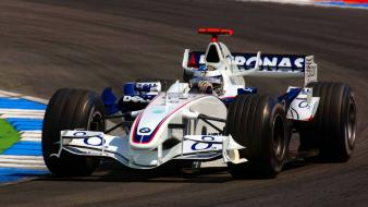 One german 2006 racing jacques villeneuve sauber wallpaper