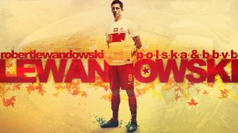 Poland borussia dortmund robert lewandowski wallpaper