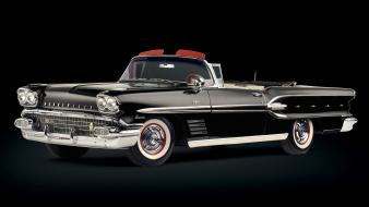 Pontiac convertible bonneville 1958 wallpaper