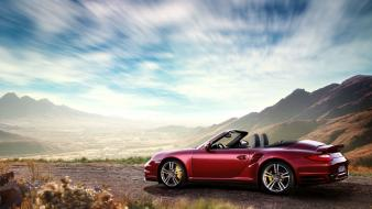 Porsche 911 turbo cabriolet wallpaper