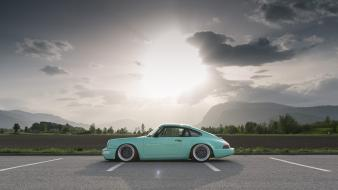 Porsche 964 rotiform speedhunters cars drift Wallpaper