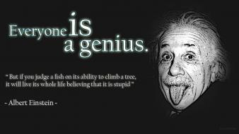Quotes albert einstein wallpaper