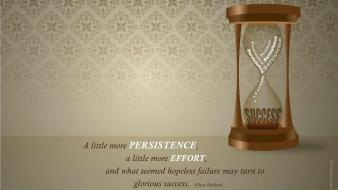 Quotes hourglass wallpaper