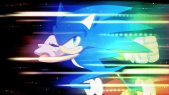 Sonic the hedgehog video games sega entertainment Wallpaper