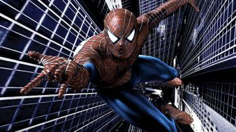 Spider-man superheroes marvel comics peter parker the amazing wallpaper