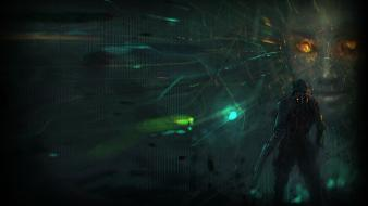 System shock 2 wallpaper