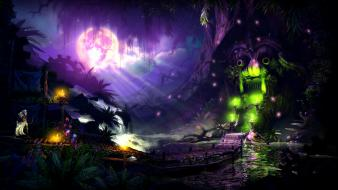 Trine 2 moon lake zoya wallpaper