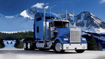 Trucks kenworth peterbilt wallpaper