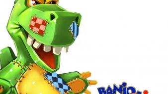 Video games banjo kazooie patch wallpaper