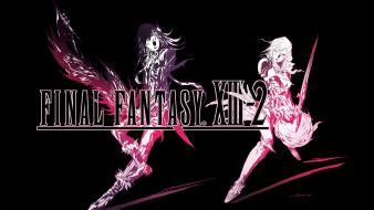 Video games final fantasy xiii-2 wallpaper