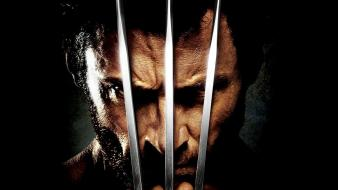 Wolverine men hugh jackman x-men: origins wallpaper