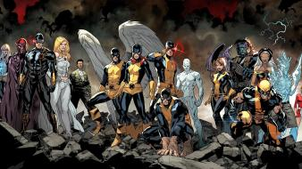 X-men comics wallpaper