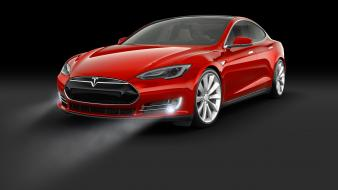 2013 tesla s wallpaper