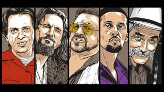 Artwork jeff bridges john turturro steve buscemi Wallpaper