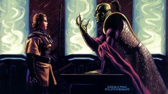 Artwork shadows of the empire greg hildebrandt wallpaper